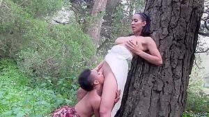 Isis Love enjoys getting her moist pussy eaten