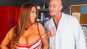 Filling her Prescription and Pussy