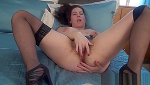Big Ass Step Mommy Sharlyn Gets nailed Good Hot Step-son