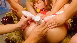Hottest Japanese slut Sana Anzyu in Fabulous JAV uncensored Teen scene