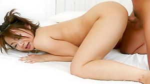 Amazing Japanese chick Yuu Shiraishi in Hottest JAV uncensored Hardcore clip