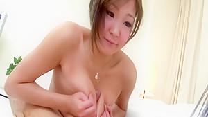 Fabulous Japanese slut Hiyoko Morinaga in Incredible JAV uncensored Big Tits video