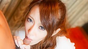 Horny Japanese girl Mai Shirosaki in Best JAV uncensored Teen scene